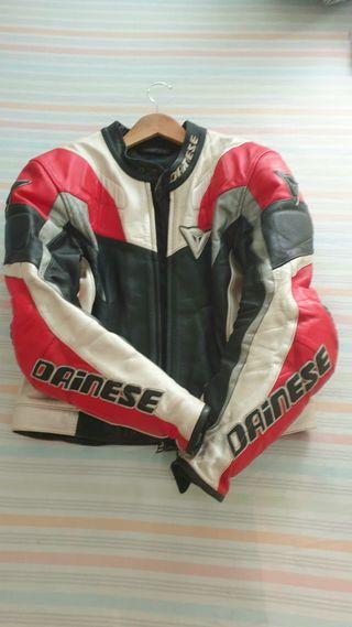 chaqueta cazadora moto dainese