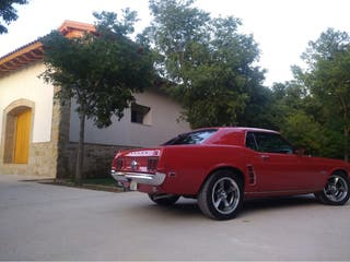 Ford Mustang Coupé Coupe 1969