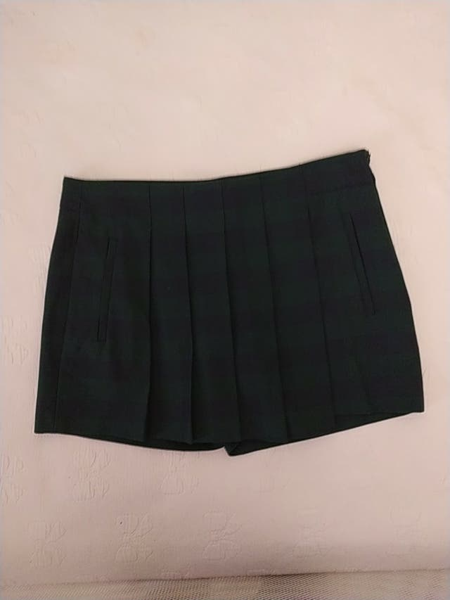 Falda pantalón Zara talla S