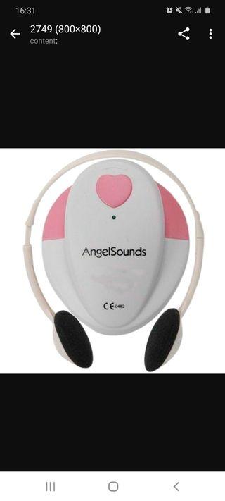 detector fetal angel souns