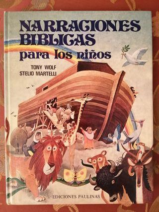 Narraciones Bíblicas para niños