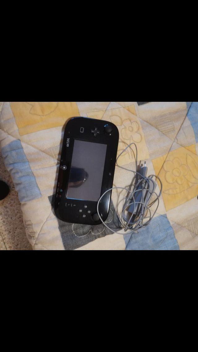 Pad Wii u con cargador