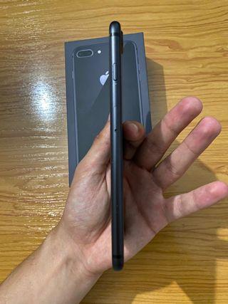 iPhone 8 Plus 64Gb Gris Espacial(Negro)