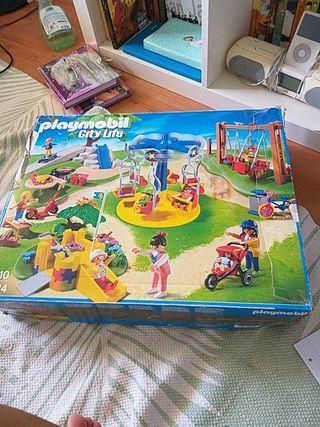Playmobil cita life