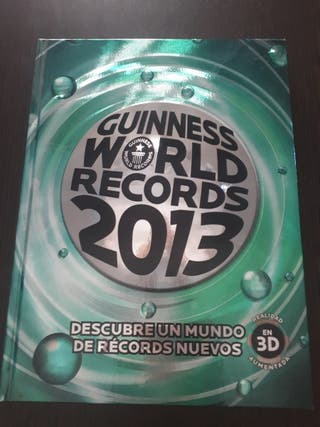 Guiness World Records 2013 y 2014.
