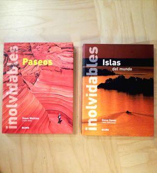 LIBROS de VIAJES (Nuevos)