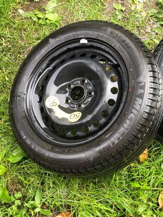Tyres 205 70 16 2000