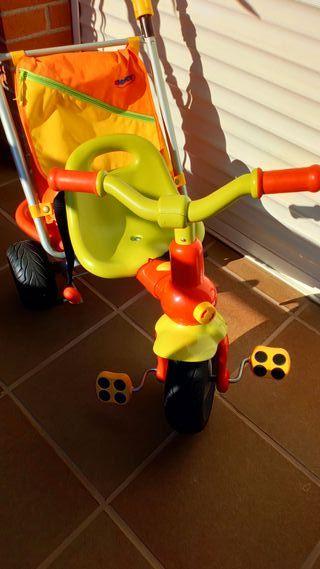 Triciclo Baby Too Naranja