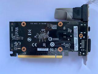 Tarjeta gráfica pci-express GeForce GT 710 HDMI 1G