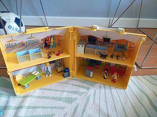 Playmobil. Clínica veterinaria
