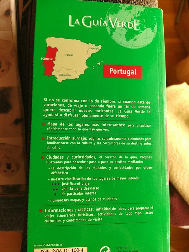 Portugal. La guía verde.