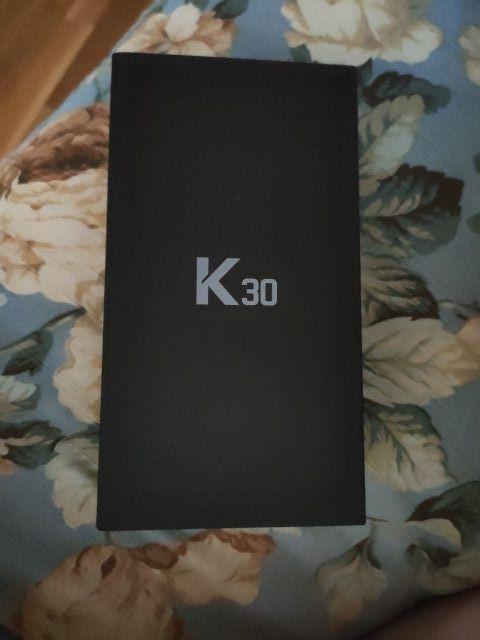 LG K30 Negro precintado, sin estrenar
