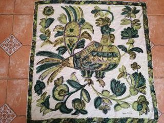 Pañuelo de seda Jeanne Lanvin