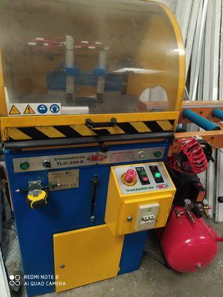 Maquina Tronzadora TLG 350