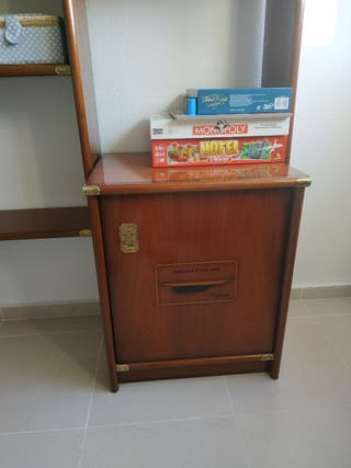 Mueble serie Barco