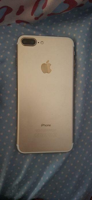 IPhone 7 Plus dorado