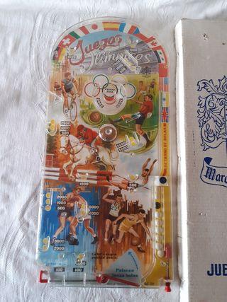 Pinball Piqué Vintage