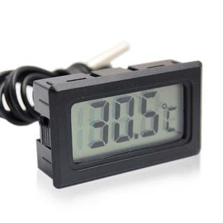 Termometro Digital con Sonda Externa