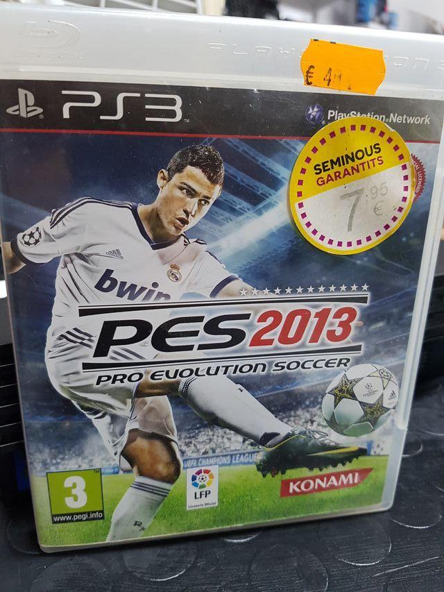 Juego PS3 PES2013