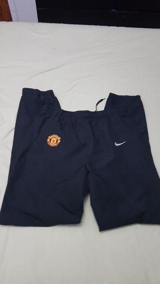 pantalon de chandal manchester united