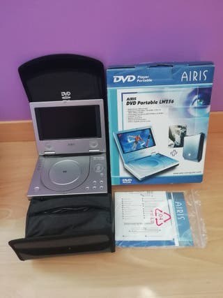 DVD portátil Airis sin estrenar