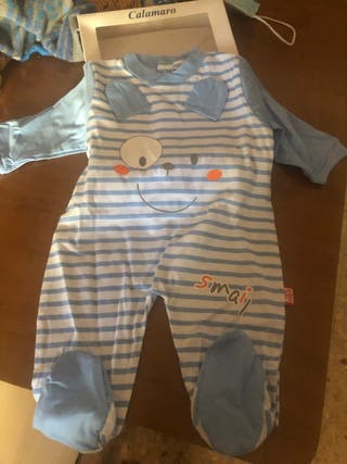 Pijama talla 1 mes