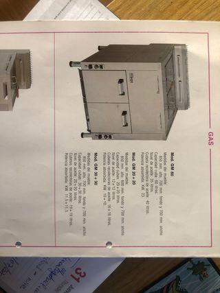 Freidora industrial Eléctrica