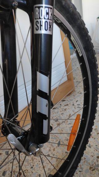 Bicicleta SCOTT REFLEX 40 Talla S de Chica