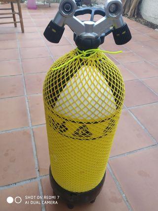 tanque de oxígeno Cressi 15 litros