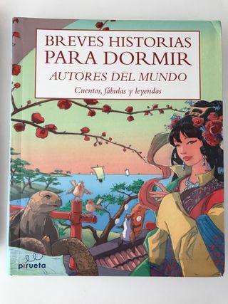 Libro juvenil Breves historias para dormir