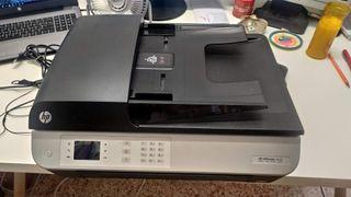 Impresora multifunción inyección HP Officejet 4636