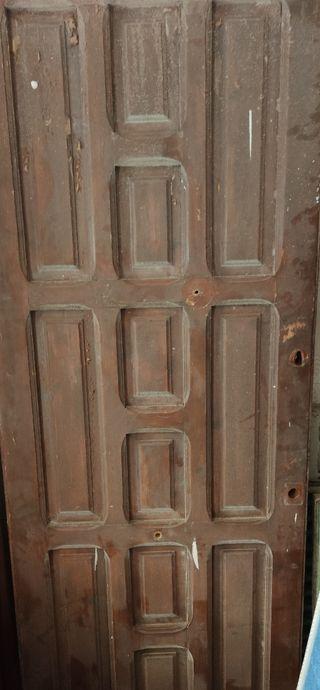 Puerta Simple