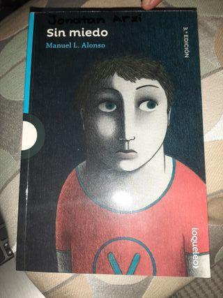 Sin Miedo - Libro Juvenil