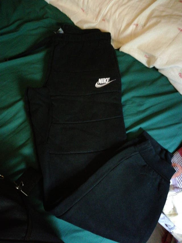 pantalón de chándal nike