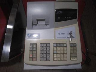 se vende caja registradora seminueva