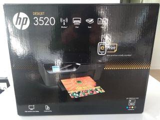 Impresora multifunción HP Deskjet 3520