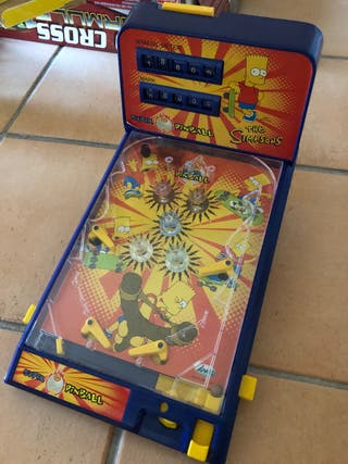 Pinball simpsons
