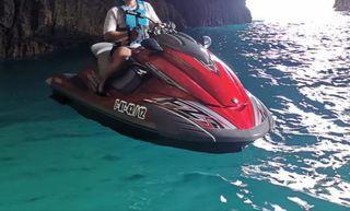 Se vende moto de agua Yamaha fzs sho