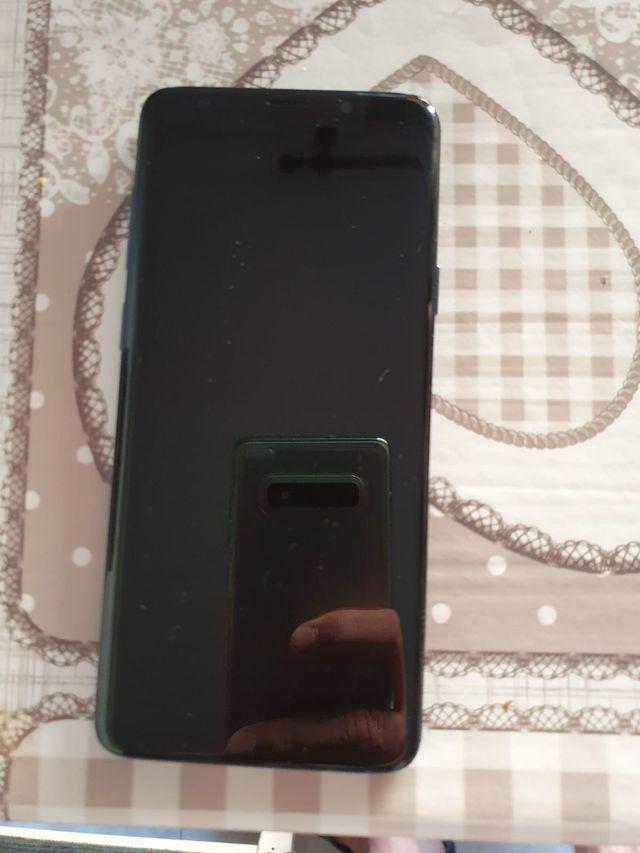vendo movil Samsung galaxy S9 plus lo compre en en