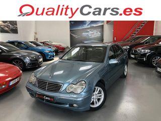 Mercedes-Benz Clase C 270CDI 2001