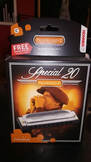 Armonica Hohner Special20