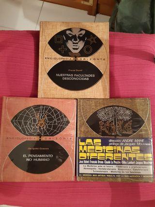 Enciclopedia Orizonte, 3 volúmenes