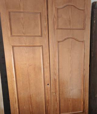 puertas abatibles medidas 2.20 largo x 0.60 ancho