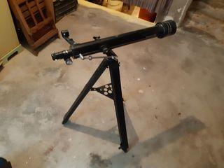 telescopio tasco, incompleto
