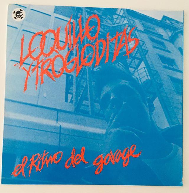 LOQUILLO Y TROGLODITAS Disco Vinilo LP
