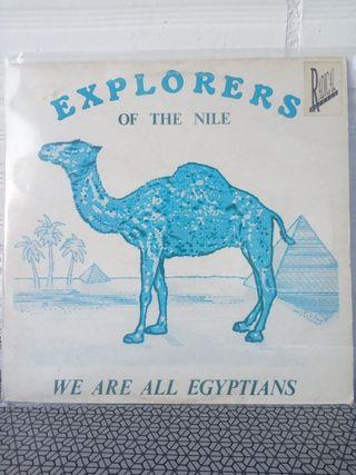 vinilo Explorers of the nile