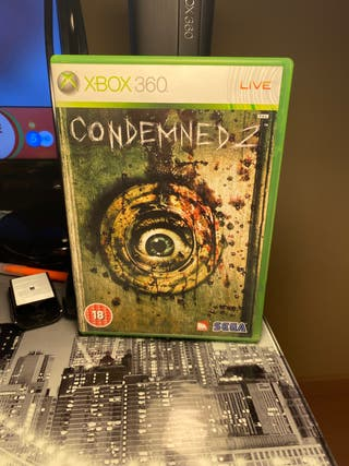 Condemned 2 xbox 360