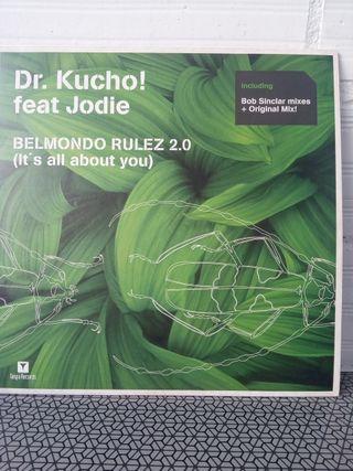 Vinilo DR.Kucho feat Jodie bob sinclar