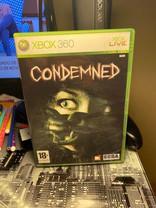 Condemned xbox 360