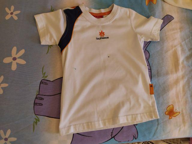 camiseta Salesianos La Orotava.
